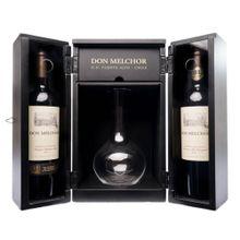 Vinho-Don-Melchor-Pack-2-Garrafas-750ml---Decanter