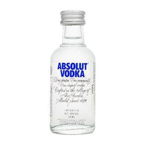Vodka Absolut 50ml